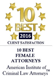 10 Best Female Attorneys