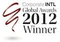 corporate international legal award winner of 2012