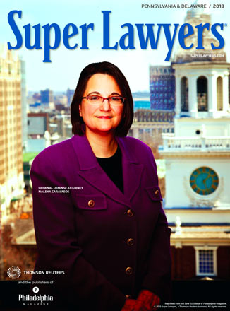 featured on super lawyers 2013 cover article