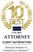 Top Ten PA Criminal Lawyers