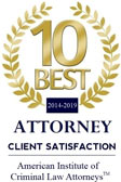 Top Ten PA Criminal Lawyers